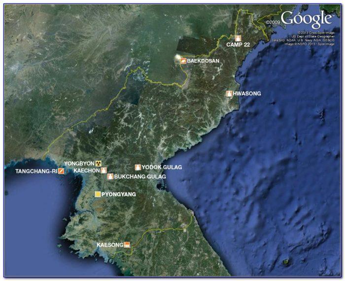 Satellite Map Websites