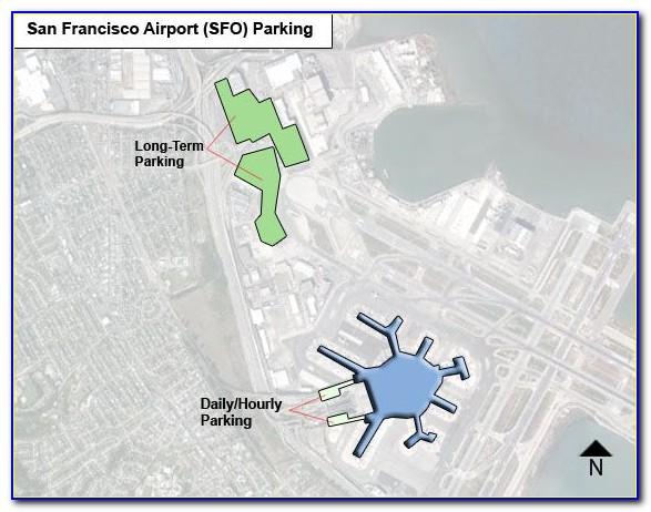 Sfo Long Term Parking Directions