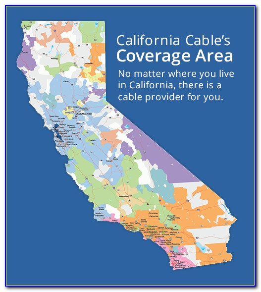 Spectrum Cable Tv Coverage Map
