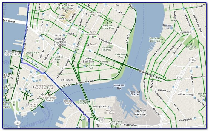 Spin Bike Google Maps