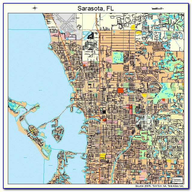 Storm Surge Maps Sarasota Florida