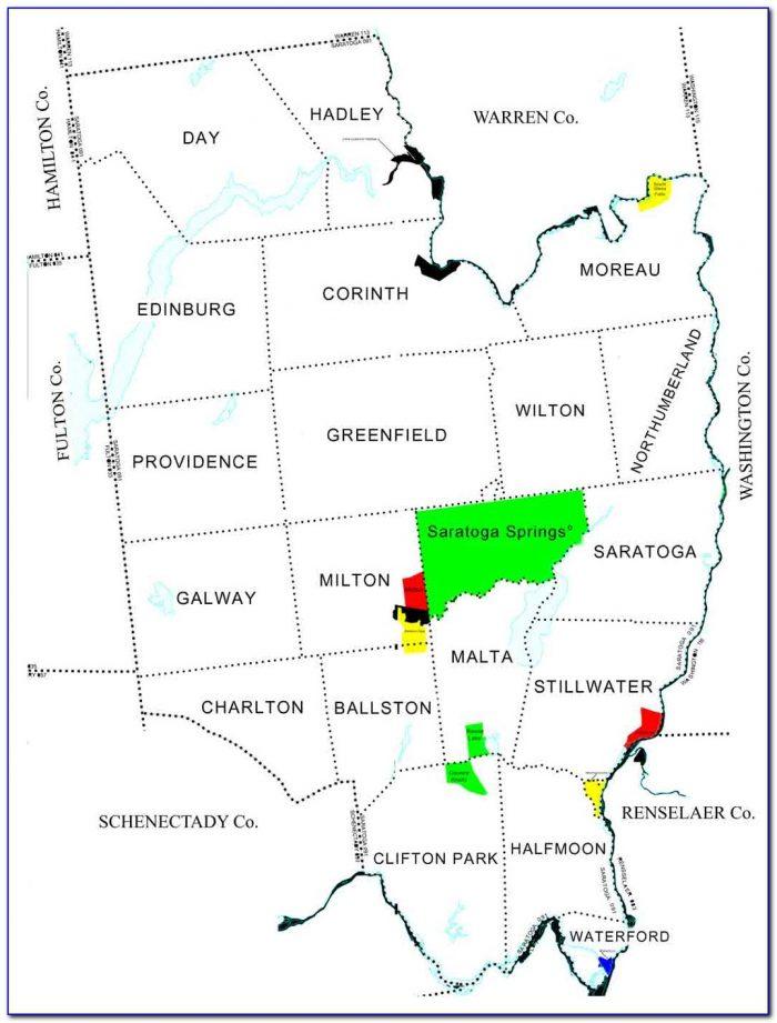 Tax Map Saratoga County Ny