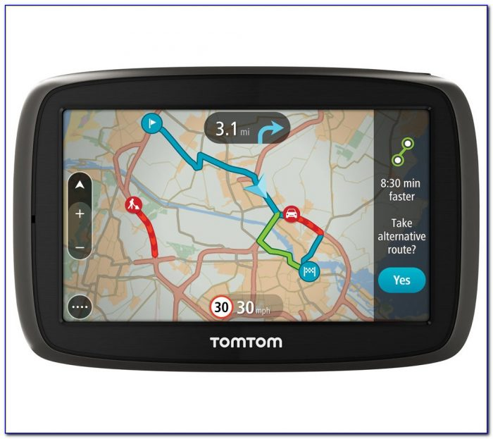 Tomtom Europe Maps