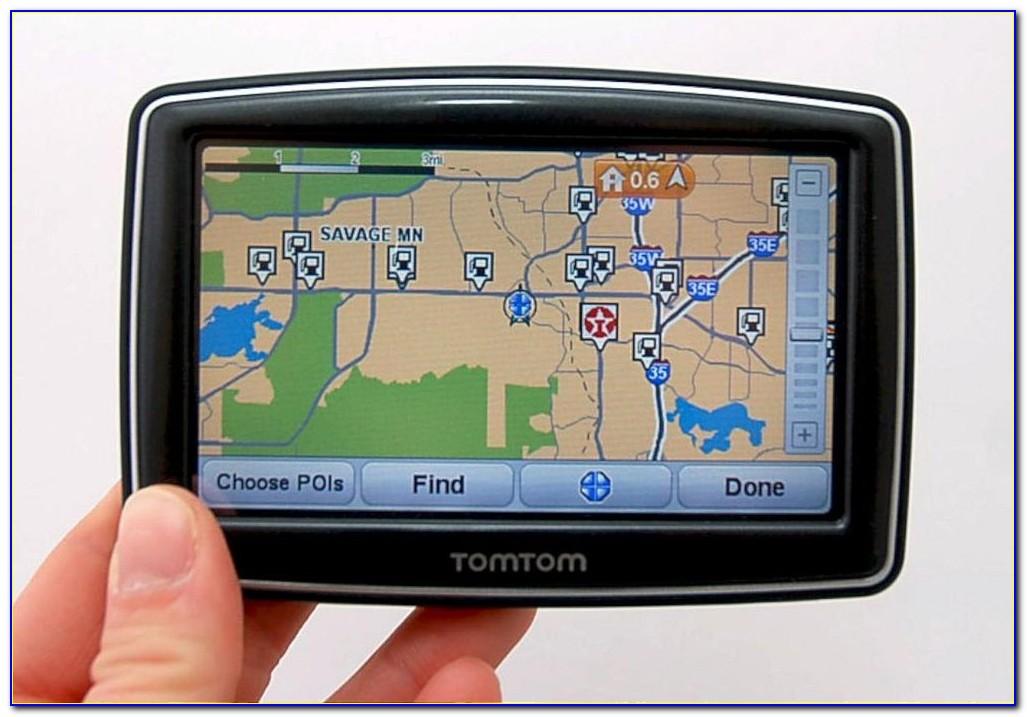Tomtom Free Lifetime Maps Start 25