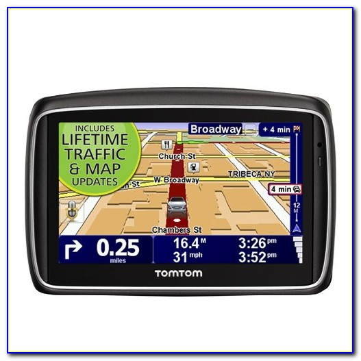 Tomtom Go 740 Live Lifetime Map Updates