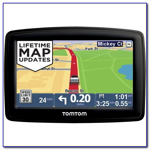 Tomtom Gps Free Lifetime Maps
