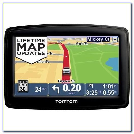 Tomtom Lifetime Map Updates Uk