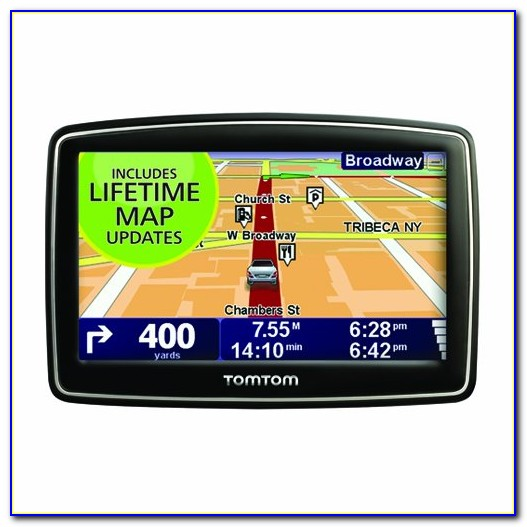 Tomtom Lifetime Traffic & Map Updates