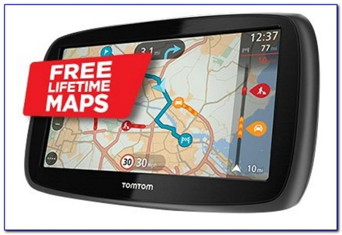Tomtom Purchase Lifetime Map Updates
