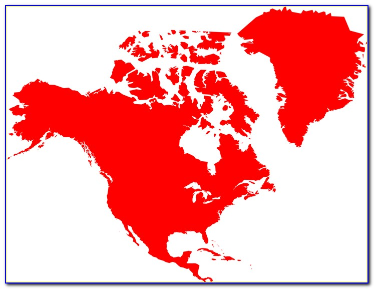 Tomtom Xl North America Map