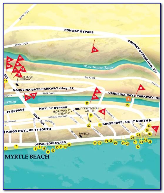 Top Golf Myrtle Beach Address