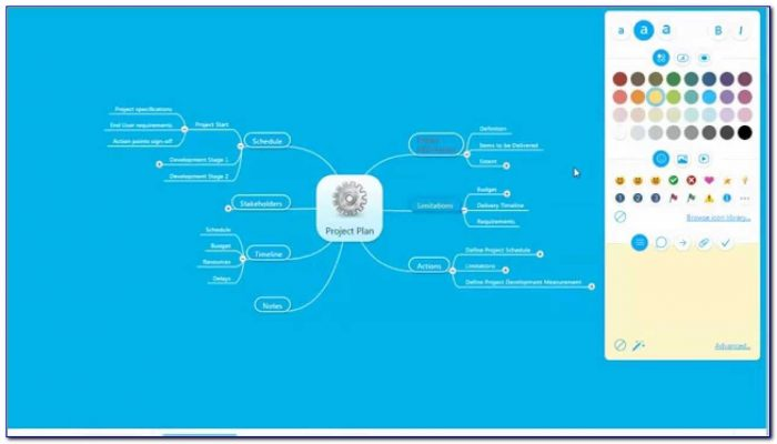 Top Mind Mapping Software 2018