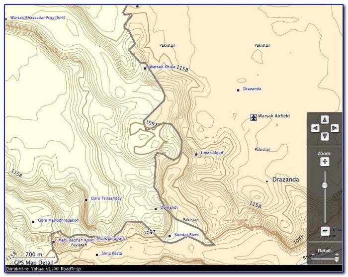 Topo Map For Garmin Etrex 30x