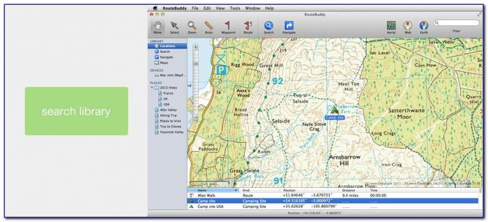 Topo Mapping Software For Mac