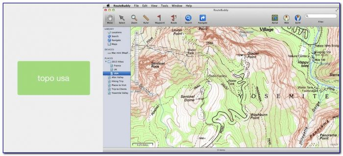 Topo Maps Software Free