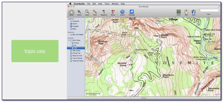 Topo Maps Software Free