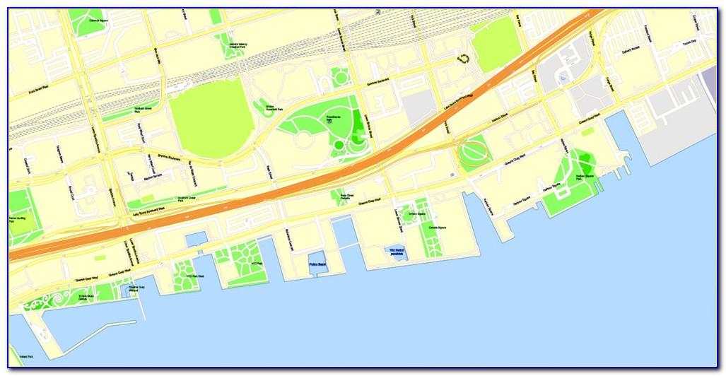 Toronto Google Maps Street View