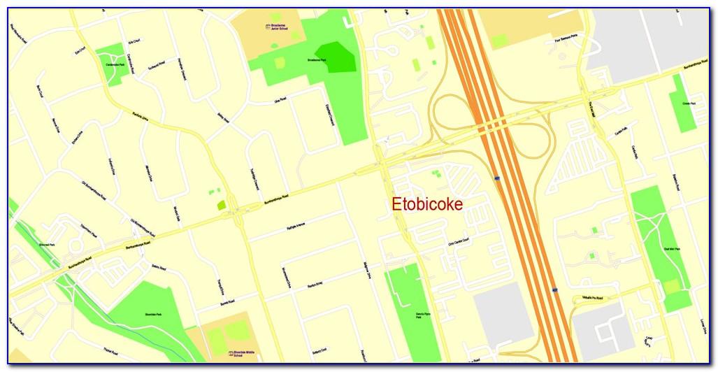 Toronto Maps Street View
