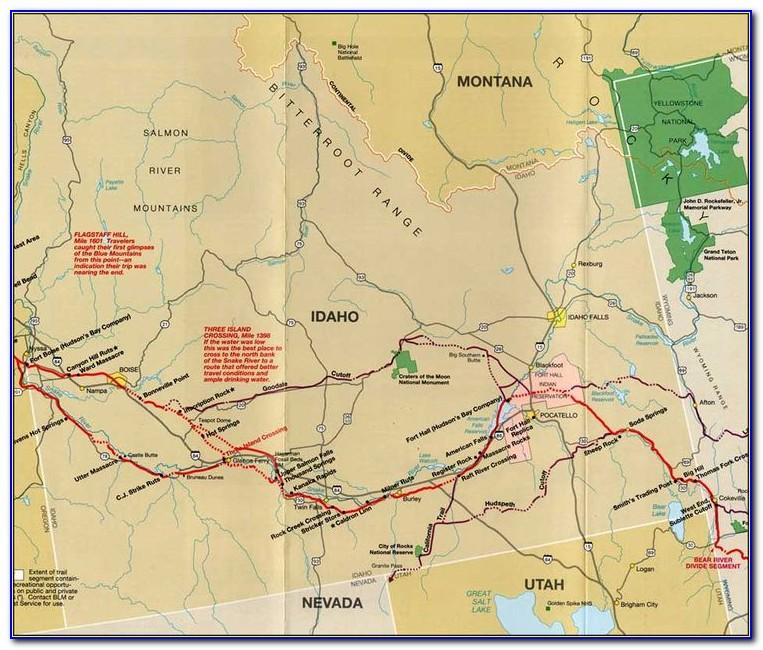 Trail Maps For Garmin Oregon