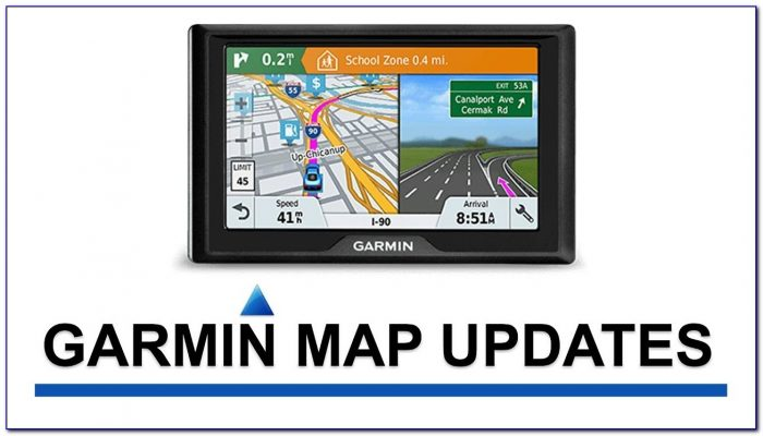 Update Garmin Nuvi Maps Free