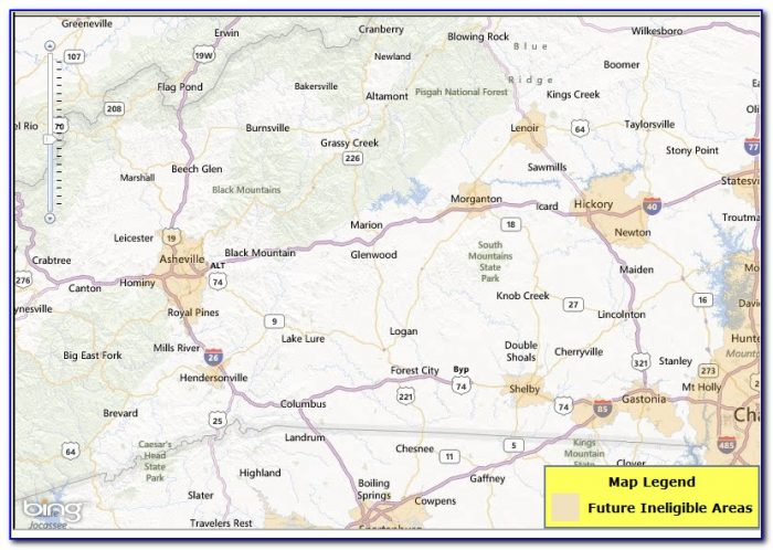 Usda Home Loan Map Virginia