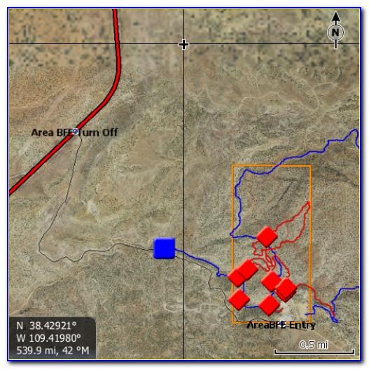 Utah Off Road Maps