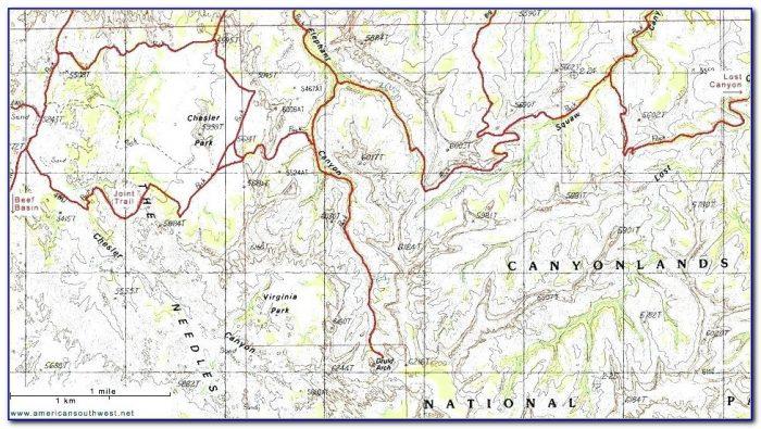 Utah Topo Maps Garmin