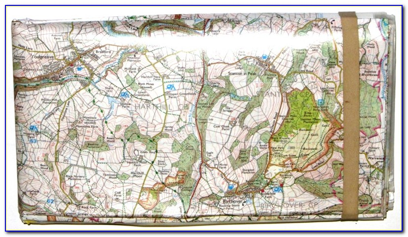 Waterproof Paper For Printing Maps