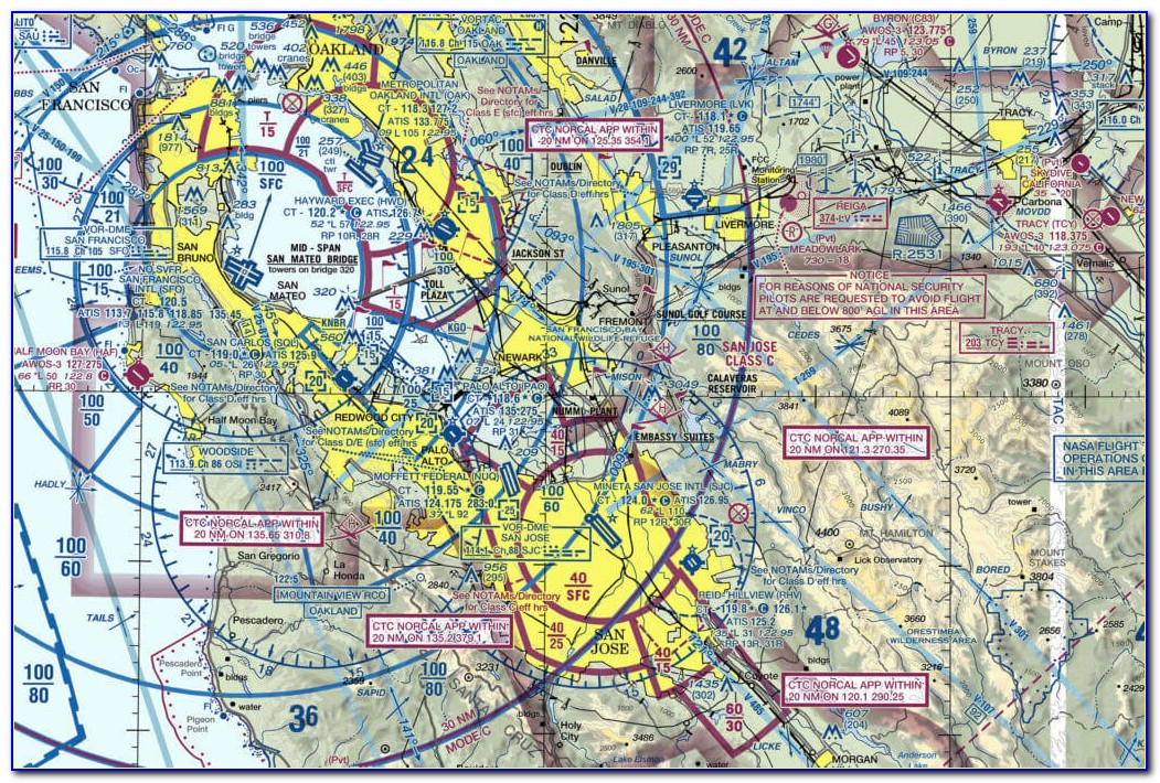 Weather Maps For Pilots