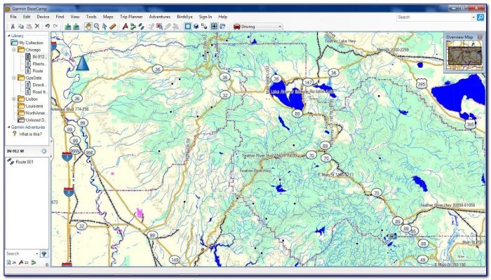What Is Topo Maps Garmin