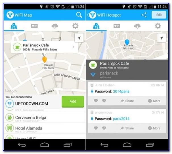 Wifi Map Hacker Apk