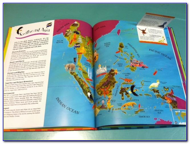 World Atlas Map Book Pdf