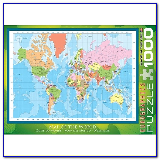 World Map Jigsaw Puzzle Free Download