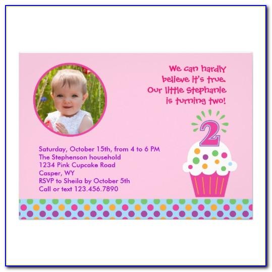 2nd Birthday Invitations Boy Templates Free