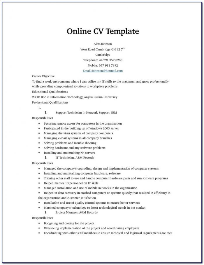 Absolutely Free Resume Writer Download