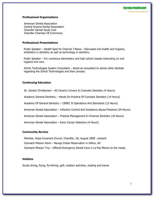 Easy Resume Template | Resume Badak Inside How To Make Professional Cv Format