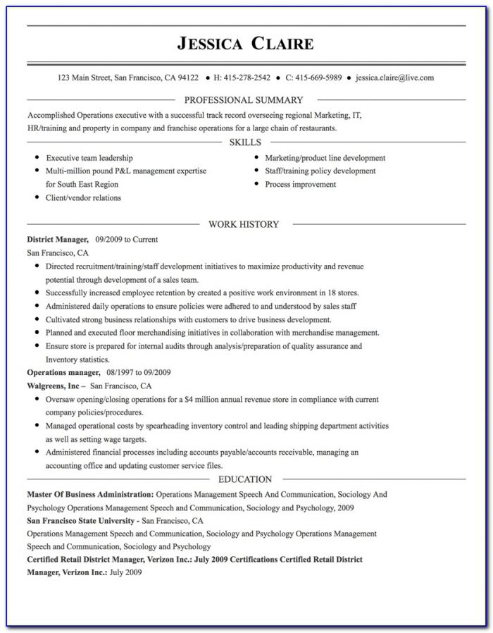 Best Resume Builder Professional