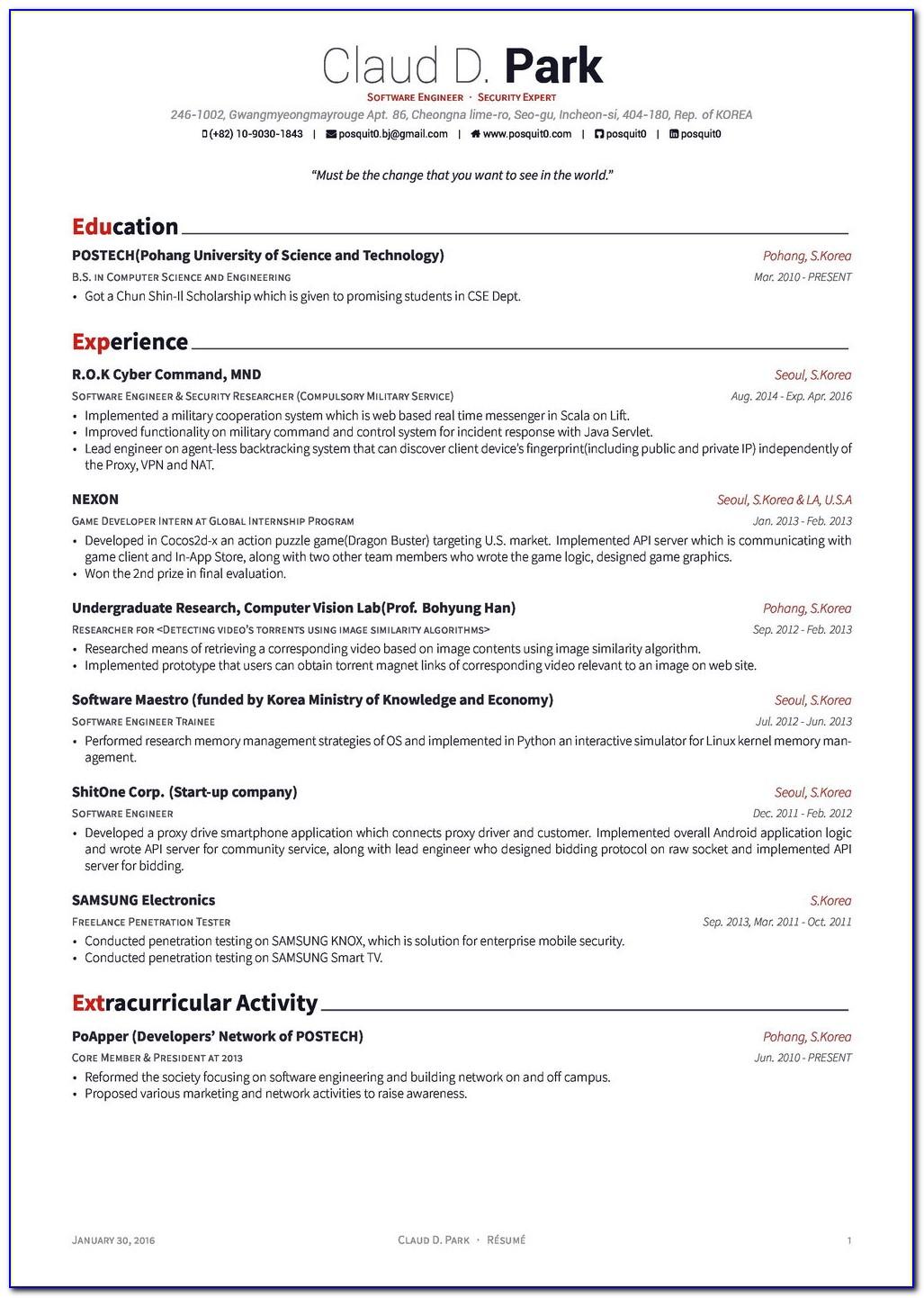 Best Resume Building Website