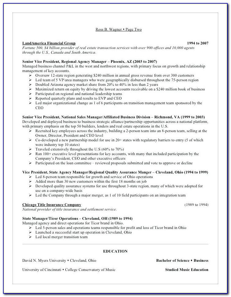 Best Resume Services Cincinnati