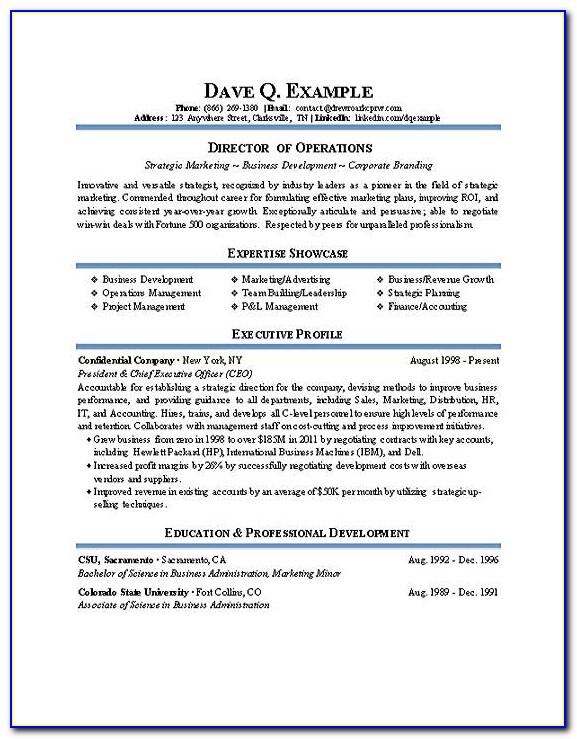 Director Resume Example Board Of Directors Resume Board Of Directors Resume