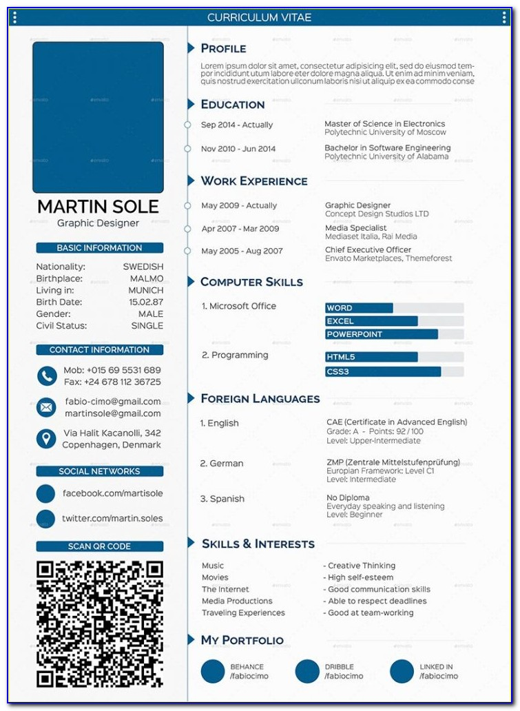 Business Analyst Resume Template Word
