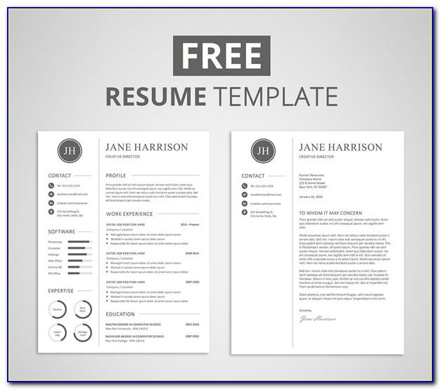 Cv Template Editable Online