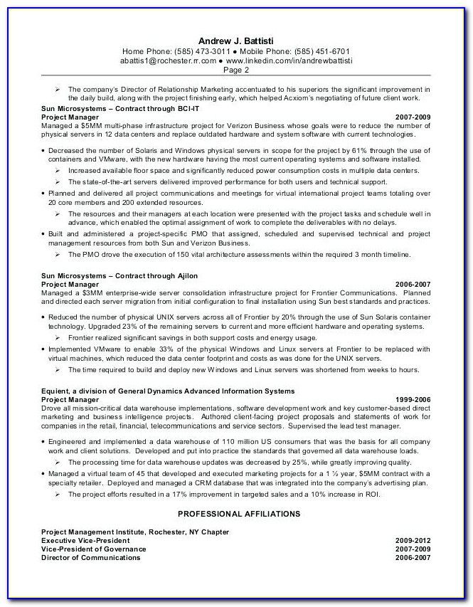 Data Governance Lead Resume