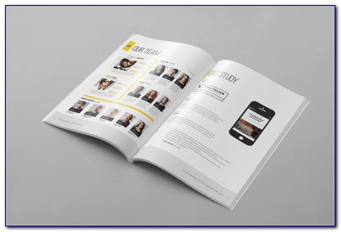Design Proposal Template Indesign