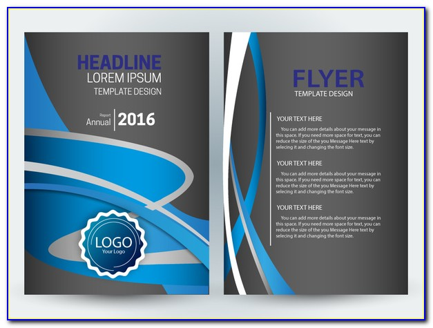 Editable Flyer Templates Free