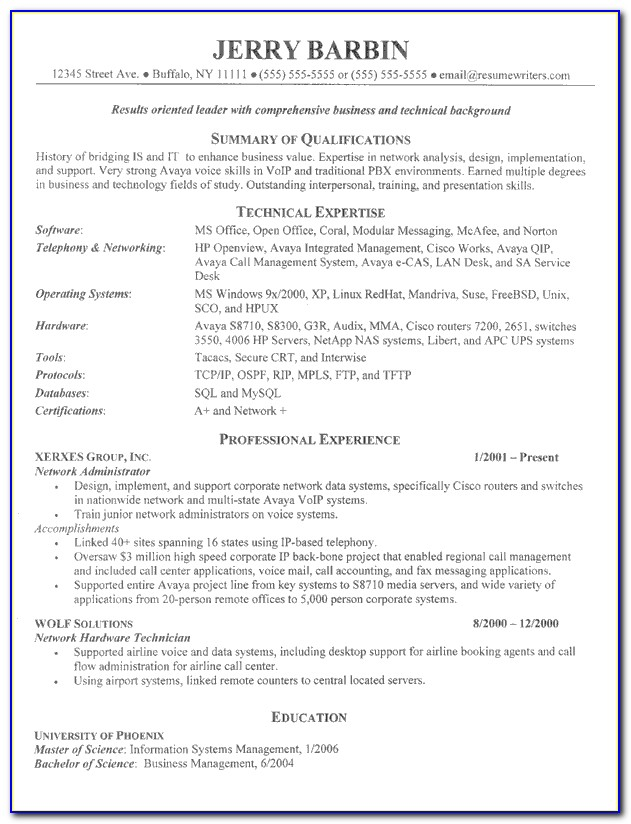 Applying For A Job As An It Director View Our Professionally Executive Resume Builder Executive Resume Builder