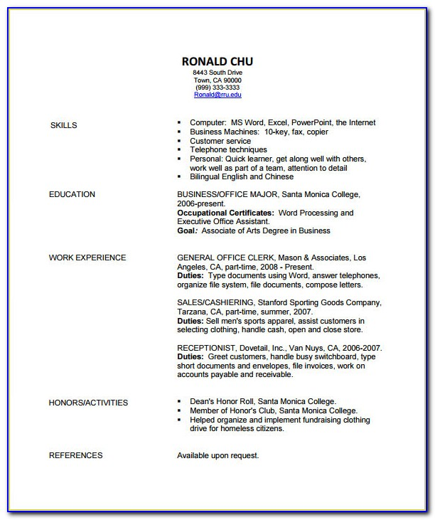Fashion Designer Fresher Resume Pdf