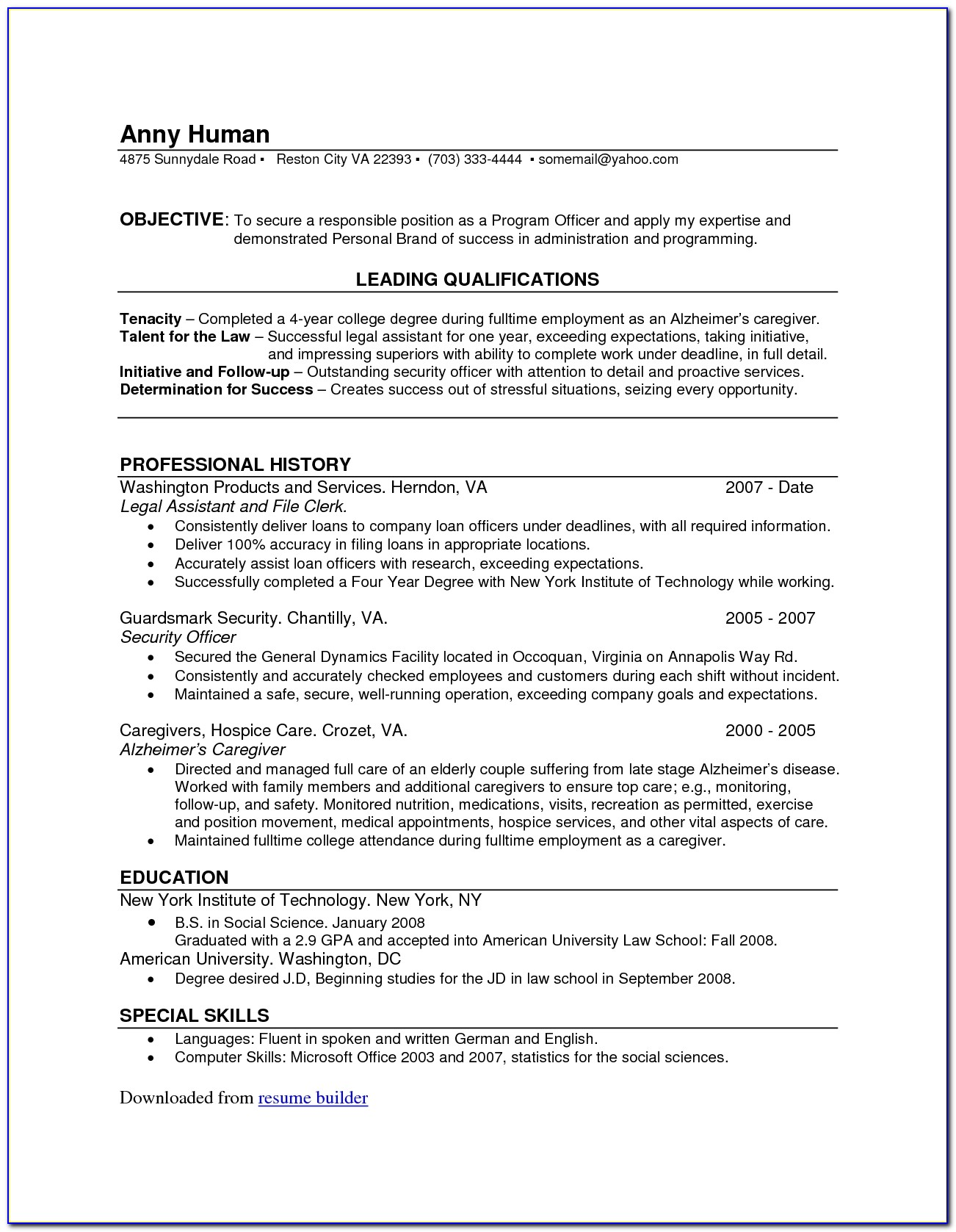 Create Cv Template Scaffold Builder Cv Sample Curriculum Vitae Inside 79 Exciting Copy And Paste Resume Templates