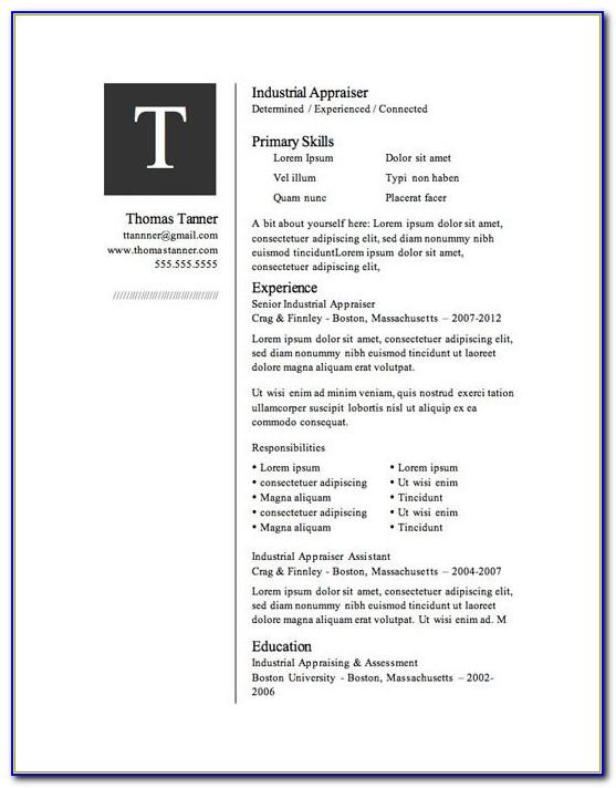Free Online Resume Wizard