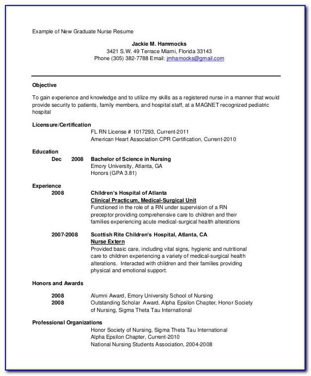 Free Printable Resume Template 2017